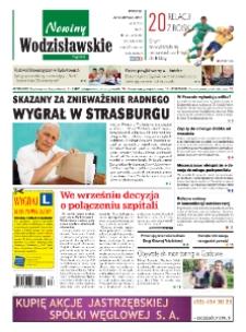 Nowiny Wodzisławskie. R. 12, nr 34 (561) [563].