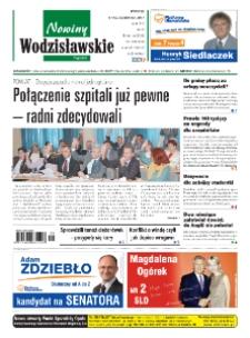 Nowiny Wodzisławskie. R. 12, nr 40 (567) [569].