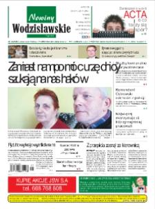 Nowiny Wodzisławskie. R. 13, nr 5 (584).