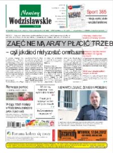 Nowiny Wodzisławskie. R. 13, nr 15 (594).