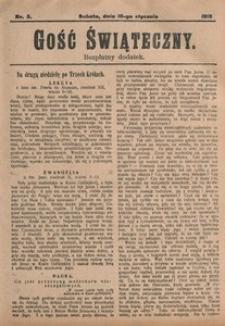 Gość Świąteczny, 1915, [R. 11], nr 3