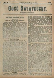 Gość Świąteczny, 1915, [R. 11], nr 11