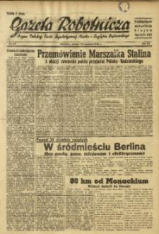 Gazeta Robotnicza, 1945, R. 44, nr 24