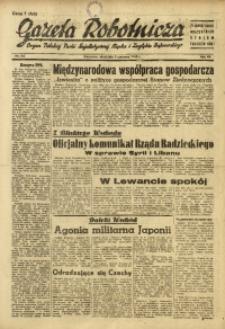 Gazeta Robotnicza, 1945, R. 44, nr 62