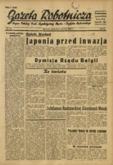 Gazeta Robotnicza, 1945, R. 44, nr 76