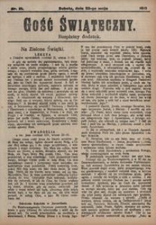 Gość Świąteczny, 1915, [R. 13], nr 21