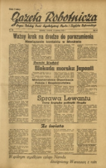 Gazeta Robotnicza, 1945, R. 44, nr 80