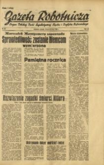Gazeta Robotnicza, 1945, R. 44, nr 81