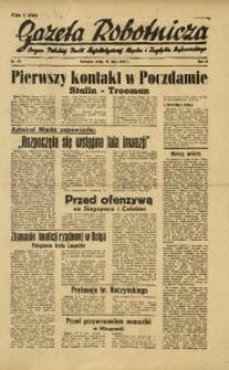 Gazeta Robotnicza, 1945, R. 44, nr 107