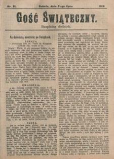 Gość Świąteczny, 1915, [R. 13], nr 31