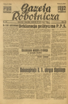 Gazeta Robotnicza, 1945, R. 44, nr 181