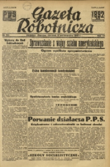 Gazeta Robotnicza, 1945, R. 44, nr 192