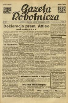 Gazeta Robotnicza, 1945, R. 44, nr 222