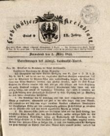 Leobschützer Kreisblatt, 1844, Jg. 2, St. 9