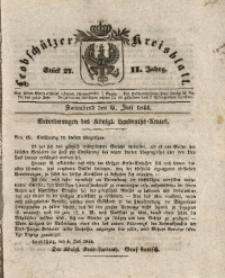 Leobschützer Kreisblatt, 1844, Jg. 2, St. 27