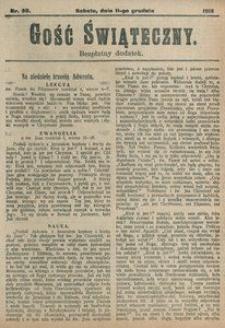 Gość Świąteczny, 1915, [R. 13], nr 50