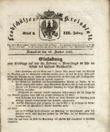 Leobschützer Kreisblatt, 1845, Jg. 3, St. 3