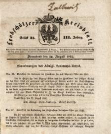 Leobschützer Kreisblatt, 1845, Jg. 3, St. 35