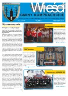 Wieści Gminy Komprachcice : Chmielowice, Domecko, Dziekaństwo [...] 2014, nr 2.