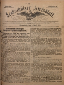 Leobschützer Kreisblatt, 1918, Jg 76, St. 22