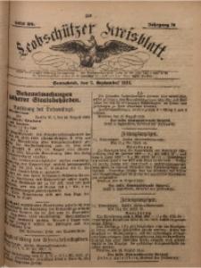 Leobschützer Kreisblatt, 1918, Jg 76, St. 36
