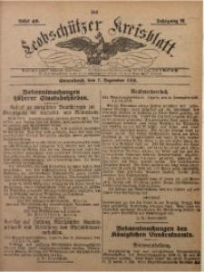 Leobschützer Kreisblatt, 1918, Jg 76, St. 49