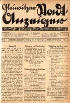 Gleiwitzer Stadt-Anzeiger, 1934, Jg. 25, Nr. 16