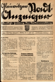 Gleiwitzer Stadt-Anzeiger, 1934, Jg. 25, Nr. 28