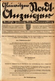 Gleiwitzer Stadt-Anzeiger, 1934, Jg. 25, Nr. 32