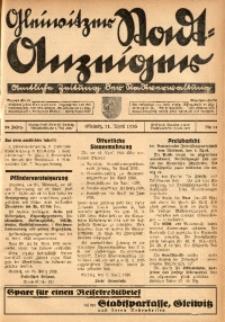 Gleiwitzer Stadt-Anzeiger, 1936, Jg. 27, Nr. 15