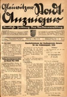 Gleiwitzer Stadt-Anzeiger, 1936, Jg. 27, Nr. 18