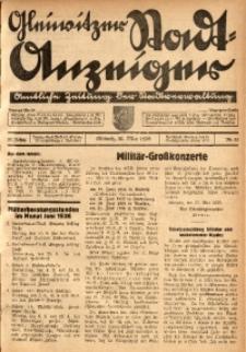 Gleiwitzer Stadt-Anzeiger, 1936, Jg. 27, Nr. 22