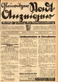 Gleiwitzer Stadt-Anzeiger, 1937, Jg. 28, Nr. 15