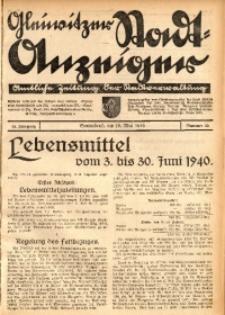 Gleiwitzer Stadt-Anzeiger, 1940, Jg. 31, Nr. 32