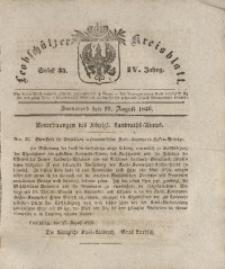 Leobschützer Kreisblatt, 1846, Jg. 4, St. 35