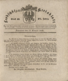 Leobschützer Kreisblatt, 1846, Jg. 4, St. 42