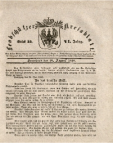 Leobschützer Kreisblatt, 1848, Jg. 6, St. 33
