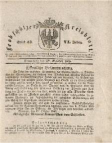 Leobschützer Kreisblatt, 1848, Jg. 6, St. 43