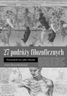 27 podróży filozoficznych. Przewodnik (nie tylko) Pascala