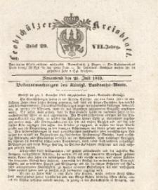 Leobschützer Kreisblatt, 1849, Jg. 7, St. 29