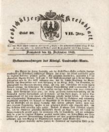 Leobschützer Kreisblatt, 1849, Jg. 7, St. 38
