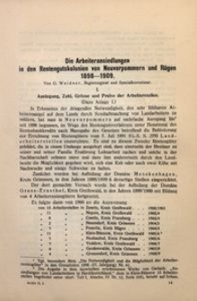 Archiv für Innere Kolonisation, 1910, Bd. 2, H. 3