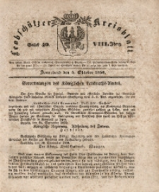 Leobschützer Kreisblatt, 1850, Jg. 8, St. 40