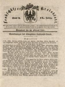 Leobschützer Kreisblatt, 1851, Jg. 9, St. 8