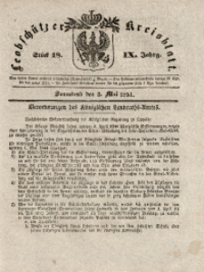 Leobschützer Kreisblatt, 1851, Jg. 9, St. 18