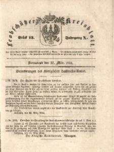 Leobschützer Kreisblatt, 1852, Jg. 10, St. 13