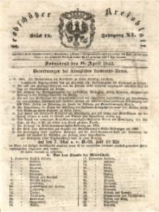Leobschützer Kreisblatt, 1853, Jg. 11, St. 15