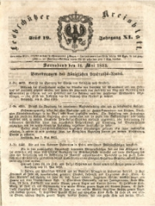 Leobschützer Kreisblatt, 1853, Jg. 11, St. 19