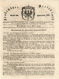 Leobschützer Kreisblatt, 1853, Jg. 11, St. 26