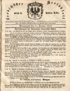 Leobschützer Kreisblatt, 1854, Jg. 12, St. 2
